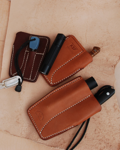 Ksf Leather Pocket Sheaths